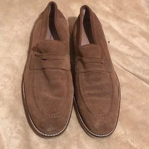 Banana Republic loafers